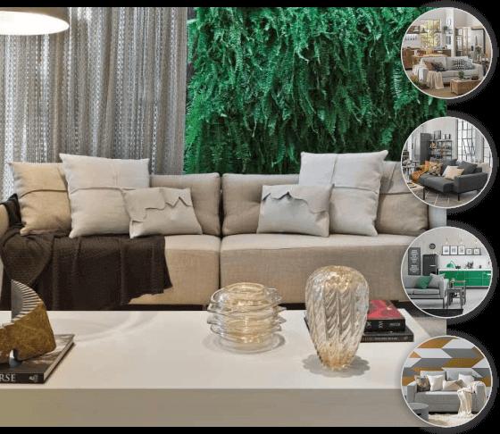 Reforma de sofá 4 lugares