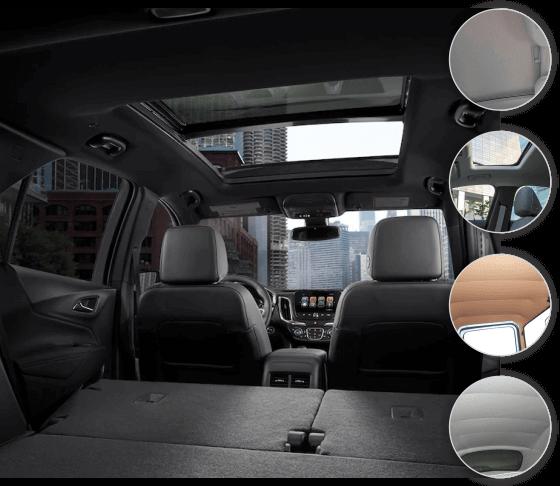 Reforma teto de carro
